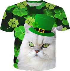 Check out my new product https://www.rageon.com/products/irish-cat-t-shirt on RageOn!