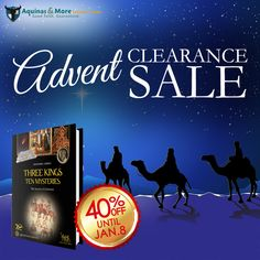 Were the Three Kings, or Magi, who the Bible says traveled to Bethlehem in search of the Christ Child real, historical figures or simply the stuff of legend?  Advent CLEARANCE SALE 40% OFF till January 8, 2017