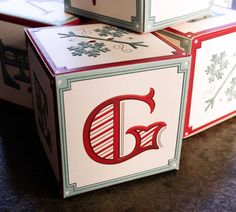 FPO: Creative Suitcase Holiday Mailer