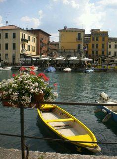Peschiera del Garda, Italy  #LagodiGarda #LakeGarda #Gardasee
