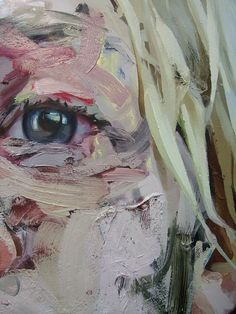 Bleach (detail),  Jenny Saville