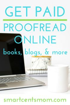 Use your grammar skills to get paid to proofread online! You can proofread for books, blogs, social media, and more. Find out how to get started as a beginner proofreader here!  via @https://www.pinterest.com/smartcents/
