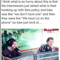 OMG I remember that it was so funny!!!!<<<can we talk about how Michael was laughing but also looked a little scared because mama Liz is gonna yell at them later