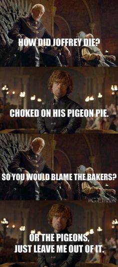 How did Joffrey die? #GameOfThrones pic.twitter.com/ffc1uorBZl