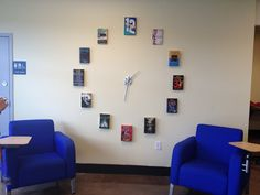 Ms.Mejia's Art Teaching Adventures: Book Clock project