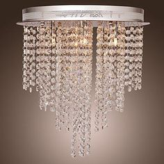 Eleganzo Collection Elegant Long Chains Light
