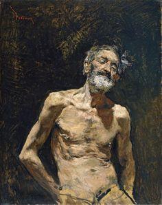 Viejo desnudo al sol Mariano Fortuny https://www.museodelprado.es/pradomedia/multimedia/732