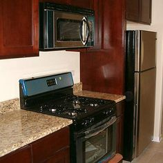 1000 images about kitchen on pinterest galley kitchen for Updated galley kitchen photos