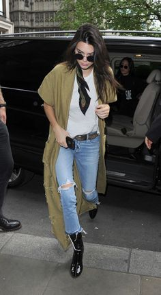The Best Celebrity Street Style Outfits | StyleCaster