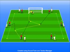 During soccer training, you are introduced to many different things. While many of these things focus on technique, speed is an important element in soccer as well. Soccer Drills For Kids, Football Drills, Soccer Practice, Youth Soccer, Soccer Ball, Speed Drills, Soccer Workouts, Soccer Training, Goalkeeper
