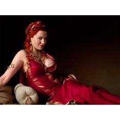 Lucy Lawless as Lucretia