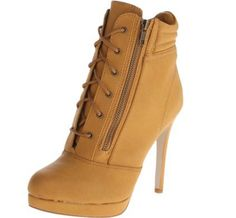 Madden Girl Women's Hartson Leather Boots - 6M