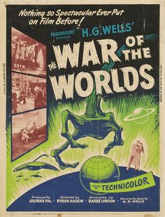 The War Of The Worlds (1953).