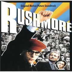 Rushmore: Original Motion Picture Soundtrack - Various Artists on LP
