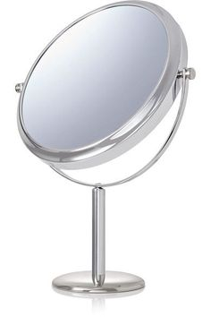 Frasco Mirrors - Double-sided Vanity Stand Mirror - Silver - one size