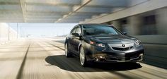 The 2012 Acura TL - Aggressive, Yet Elegant #Acura #TL