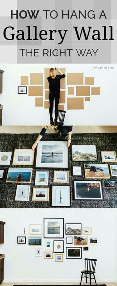 Painstaking but brilliant way to make sure you get the #art #display that you are going to be living with in your #home.