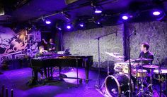 Soundcheck for Peter Cincotti and we like what we hear!  #IridiumNYC