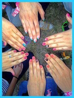 Festival nails ☺️
