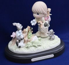 NEW! Precious Moments Singapore Thots Exclusive COLLECTING FRIENDS ALONG THE WAY