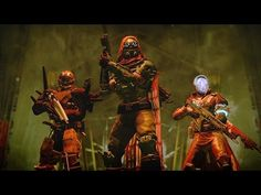 Official Destiny: The Taken King We Are Guardians Trailer - YouTube