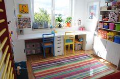 Pokoje dziecięce: pokoik dziewczynek