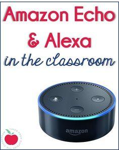 An Amazon Echo (& Al