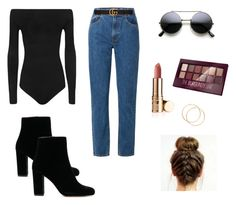 Designer Clothes, Shoes & Bags for Women Maybelline, Gucci, Shoe Bag, Polyvore, Stuff To Buy, Shopping, Collection, Design, Women