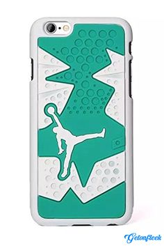 Jordan Sole 3D iPhone Case [iPhone 5, 5s, 6, 6 Plus] - Shop the entire collection at www.getonfleek.com