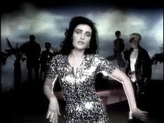 "Favorite song by favorite band ever!  ""Kiss Them For Me"" by Siouxsie and the Banshees!  I wouldn't have made it through my youth without Siouxsie!"