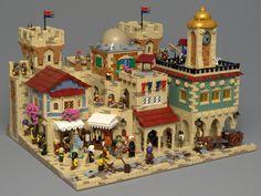 LEGO Streets of Barqa