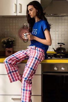 Unos buenos pijamas para adolescentes tampoco les puede faltar no?