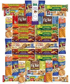 Healthy Office Bars & Snacks Care Package Variety Pack (36 Count) ** Learn more by visiting the image link. (This is an affiliate link) #HealthySnacksForDiabetics