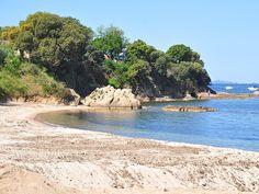 Les plages de Porticcio