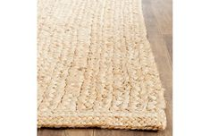 Durable jute rug on sale!