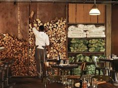 25 Ideas Of Storing Wood Smartly