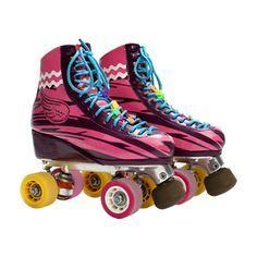 los patines de luna son lo maximo son lindos rosaa , tienen los colores que ami…