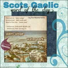 Scottish Gaelic Phrases, Scottish Words, Gaelic Words, Kilts, Word Of The Day, Scotch, Ghosts, Family History, Outlander