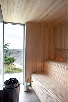 Отделка бани внутри: фото интересных интерьеров Sauna Steam Room, Sauna Room, Saunas, Sauna Wellness, Sauna House, Portable Sauna, Outdoor Sauna, Sauna Design, Spa Rooms