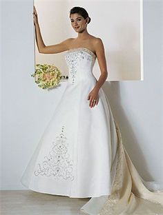 Alfred Angelo Wedding Dress Style 1516 | House of Brides