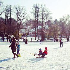 Street View, Winter, Instagram Posts, Winter Time