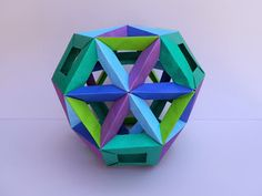 Truncated octahedron: Martin Anderson
