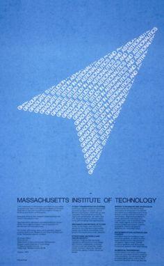 Massachusetts Institue of Technology — Jacqueline Casey Typographic Design, Typography, International Typographic Style, Alphabet City, Swiss Design, Inspirational Posters, Color Studies, Graphic Design Illustration, Graphic Design Inspiration