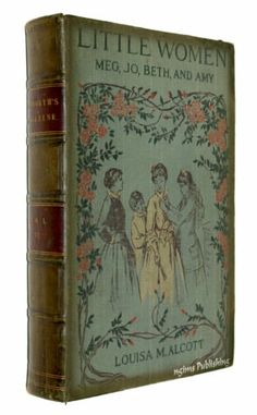 Little Women, my all time favorite classic.  I used to make my mom read this to me every night. <3