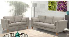 Angello Fabric Sofa Set 3+2