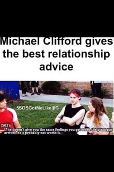 When I'm older I am SO using this advice, thanks Mikey