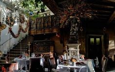 The Witchery by the Castle-Interior 1
