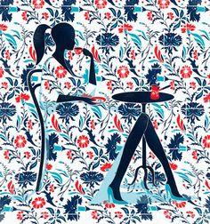 Pietari Posti Artworks  Focus sur l'artiste finlandais Pietari Posti qui a récemment imaginé une série d'illustrations très réussie.