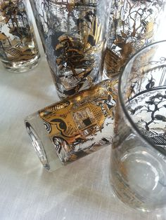 We are stocking up on vintage barware for the Holidays.