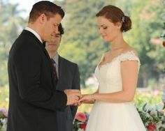Answers about the Bones Wedding Episode
